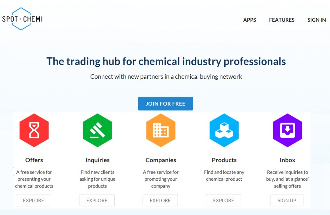 chemical professionals networking hub